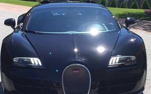 El Nuevo Coche De Cristiano Ronaldo Bugatti Veyron De 2 5 Millones