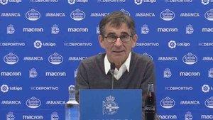 Fernando Vázquez criticó el acta arbitral