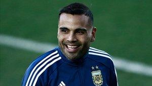 Gabriel Mercado no ha entrado en la lista de Argentina para la Copa América