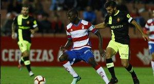 El Granada ganó al Mallorca en la novena jornada