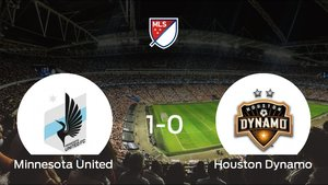 El Houston Dynamo cae derrotado frente al Minnesota United en el Allianz Field (1-0)