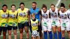 Imágenes de los partidos del Neymar Jrs Five