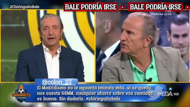 ¡Increíble! Pedrerol explota contra Zidane: No le gusta a nadie