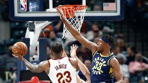 Indiana Pacers ganó a los Cleveland Cavaliers