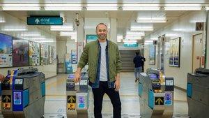 Iniesta lleva un año viviendo en Japón
