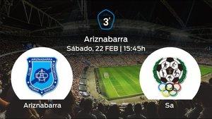 Jornada 26 de la Tercera División: previa del duelo Ariznabarra - San Ignacio