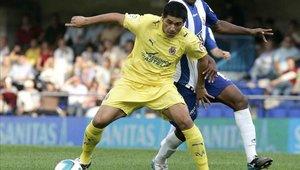 Juan Román Riquelme estuvo en Villarreal por tres temporadas y media