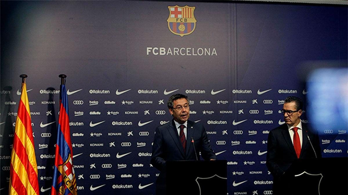La junta directiva del Barça aprueba el presupuesto de la temporada 2020/2021