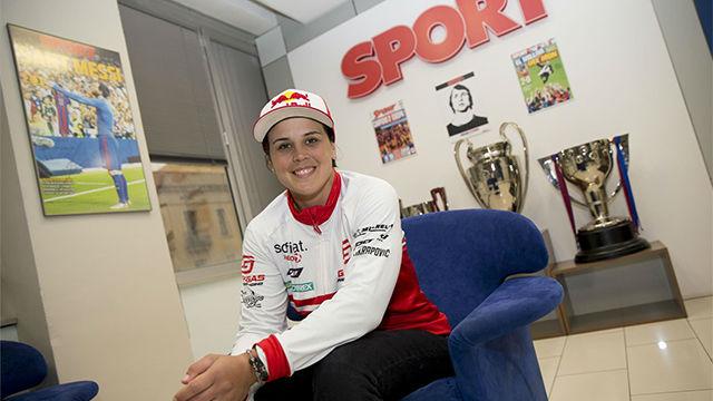 Laia Sanz hace balance en SPORT del Dakar 2020