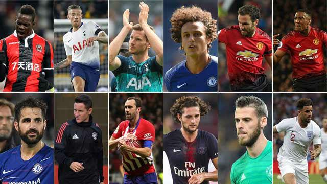 Los 12 jugadores top que quedan libres este verano