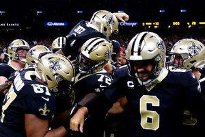 Los Saints son uno de los equipos favoritos para ganar la SB