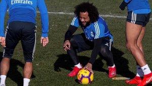 Marcelo ha perdido la titularidad en el Real Madrid