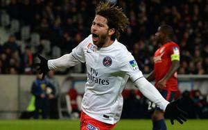 Maxwell fue clave en la victoria del PSG