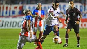 Nacional y Estudiantes de Mérida luchan en el grupo F de la Libertadores