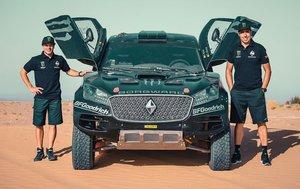 Nani Roma y su nuevo copiloto para el Dakar, Dani Oliveras