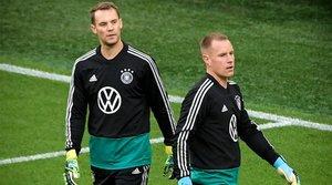 Neuer vuelve a hablar de su competencia con Ter Stegen