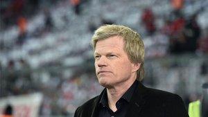 Oliver Kahn será el hombre fuerte del Bayern