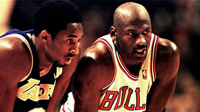 Para verlo en bucle: imperdible vídeo del legado que Kobe Bryant recogió de Jordan