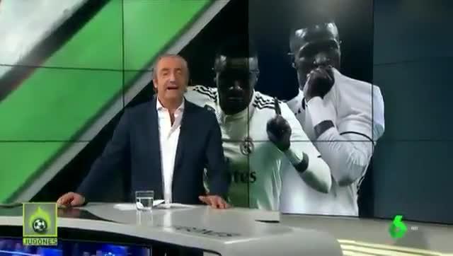 Pedrerol apoya la revolución del Real Madrid