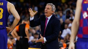 Pesic quiere controlar el ritmo ante el Maccabi