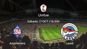 Previa del partido: el Amorebieta y el Laredo se enfrentan en su primer asalto en la Segunda División B