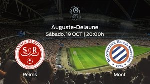 Previa del partido de la jornada 10: Stade de Reims contra Montpellier HSC
