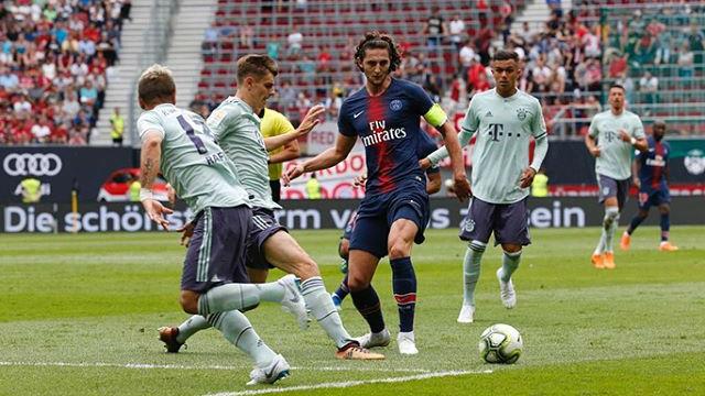 Rabiot presionará al PSG para forzar su salida al Barça