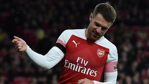 Ramsey acaba contrato con el Arsenal en junio