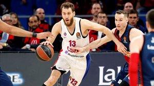 Sergio Rodríguez abandona el CSKA Moscú tras ganar la Euroliga