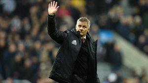 Solskjaer no está viviendo una temporada fácil con el Manchester United