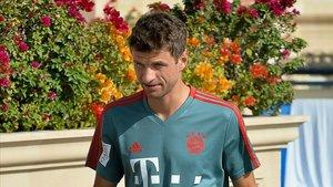 Thomas Müller sabe que el Barça es el rival más temible