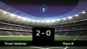 El Trival Valderas venció en casa al Rayo B