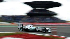Una foto de archivo del circuito de Nurburgring