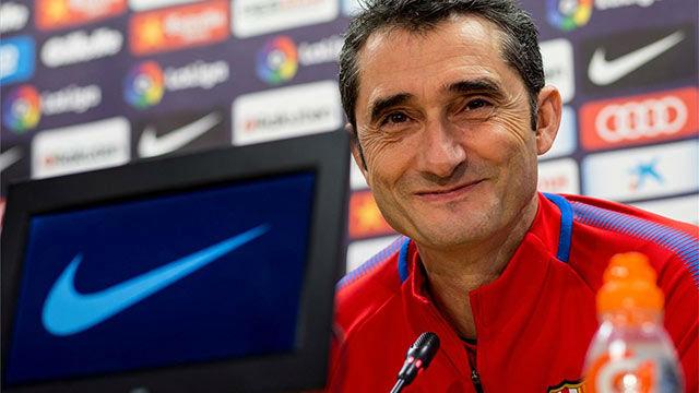 Valverde dio buenas noticias sobre Coutinho