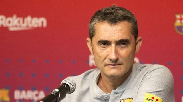 Valverde: todo elogios hacia Arthur y los canteranos