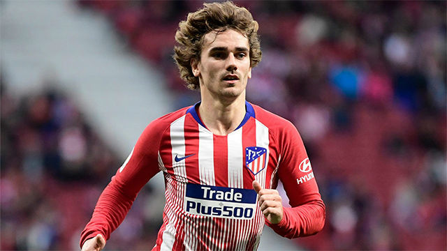 Griezmann Booed As Levante Hold Atletico