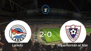 Victoria del Laredo por 2-0 frente al Ribamontán al Mar