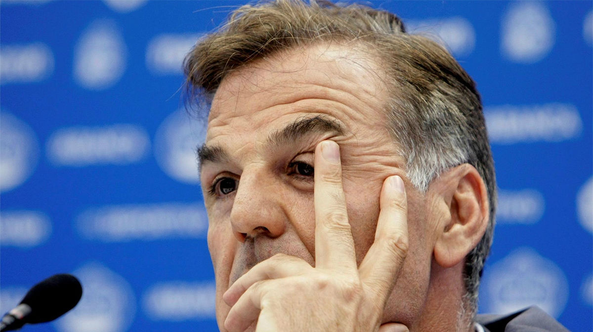 Vidal: El Dépor es víctima involuntaria de un circo montado por LaLiga