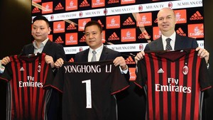 Yonghong Li es el actual dueño del Milan