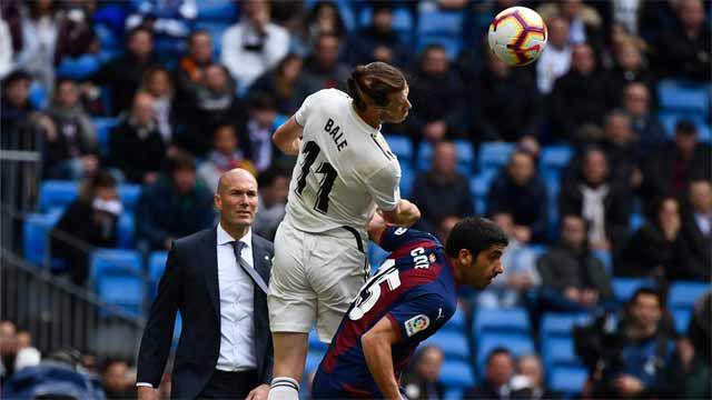 Zidane sobre Bale: Veremos lo que va a pasar