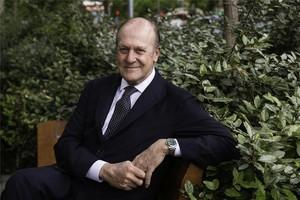 Enrique Lacalle, presidente del salón Automobile Barcelona.