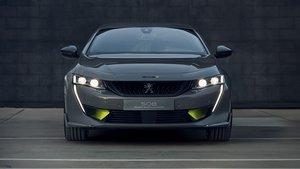 Concept 508 Peugeot Sport Engineered.