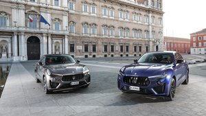 Maserati Levante Trofeo y GTS.