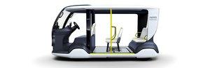 Toyota crea un minibús exclusivo para los Juegos OIímpicos y Paralímpicos de 2020 (ES)