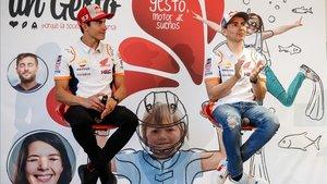 Todo apunta a que Lorenzo y Márquez sigan juntos en 2020