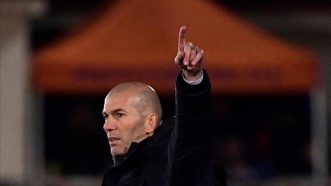 Zidane, el sucesor de Deschamps