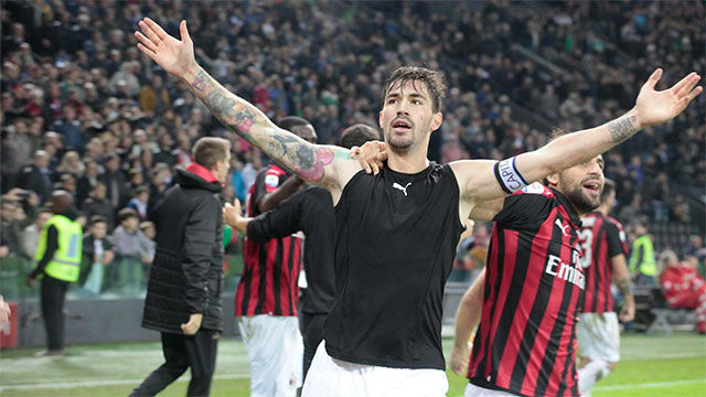 Romagnoli an option for Barcelona as left footed defender