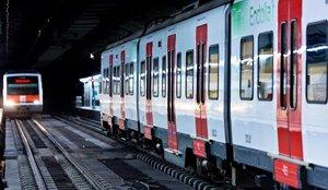 Apuñalado un vigilante de seguridad en el metro de Barcelona