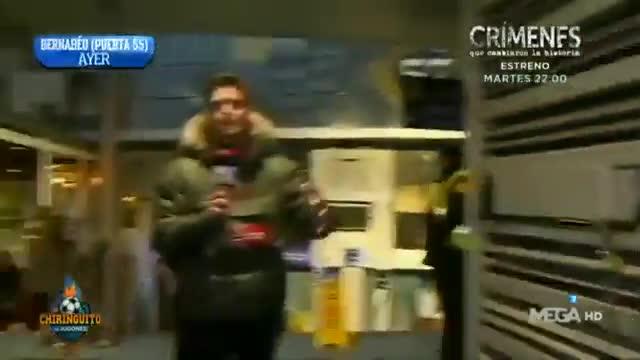Así de felices se muestran los aficionados del Real Madrid tras la victoria