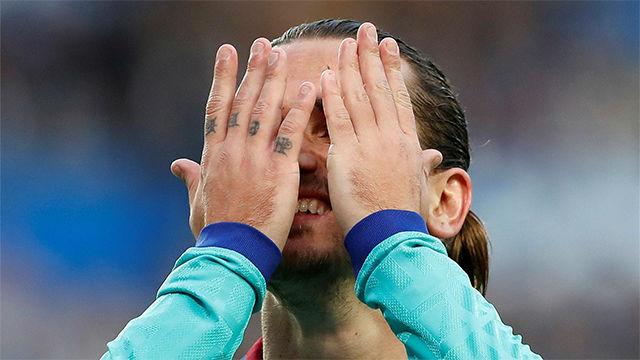 El Barça sigue sufriendo el maleficio de Donosti en el Reale Arena